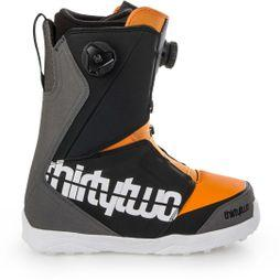 Mens Lashed Double Boa Snowboard Boots