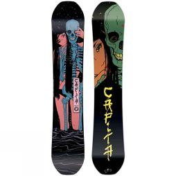 Capita Mens Indoor Survival Snowboard Black / Multi