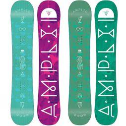 AMPLID  Women's Gogo Snowboard  No Colour