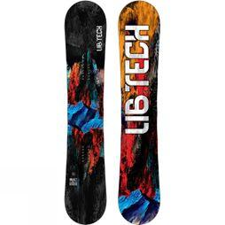Lib Tech Mens TRS Hp C2X Snowboard Black / Multi