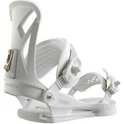 Union Womens Juliet Snowboard Binding White