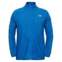 The North Face Mens Flight Series Vent Jacket Bomber Blue