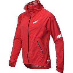 Inov-8 Mens AT/C Raceshell Full Zip DARK RED/BLACK