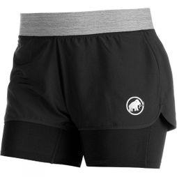 Mammut Womens MTR 71 Shorts Black