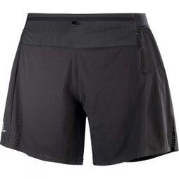 Salomon Womens Lightning Pro Twinskin Short Black