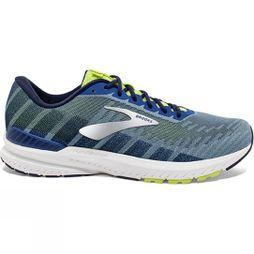 Brooks Mens Ravenna 10 Sodalite/Lime/Dark Navy