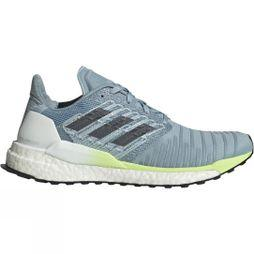 Adidas Womens Solar Boost ASH GREY S18/onix/hi-res yellow