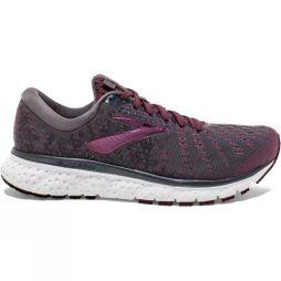 Brooks Women's Glycerin 17 Ebony/Wild Aster/Fig