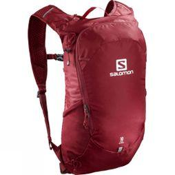 Salomon Trailblazer 10L Backpack Biking Red/Ebony