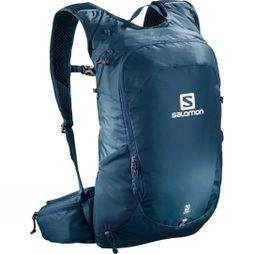Salomon Trailblazer 20L Backpack Poseidon/Ebony