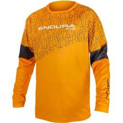 Endura Kids MT500JR Long Sleeve T II Mango