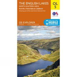 Ordnance Survey English Lakes(North East) 5 V16