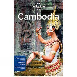 Lonely Planet Cambodia 10th ed, August 2016