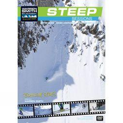 Warren Smith Steep Sessions DVD No Colour