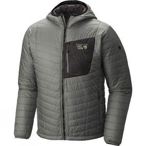 Men's Thermostatic Hooded Jacket