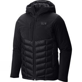 Men's Supercharger Hooded Insulated Jacket