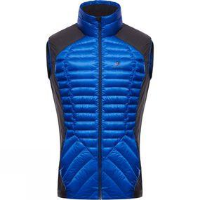 Mens Light Down Insulation Stretch Vest