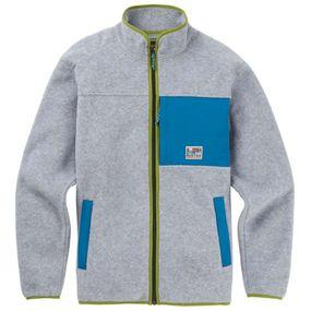 Mens Hearth Fleece Full Zip Fleece