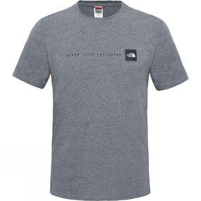 Image of The North Face SS NSE Tee TNF Medium Grey Heather
