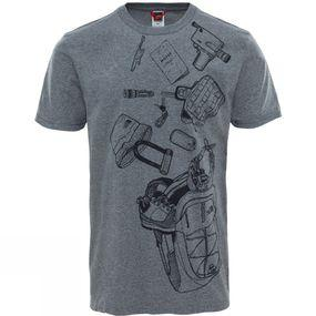 Mens Short Sleeve Expedition Kit Tee