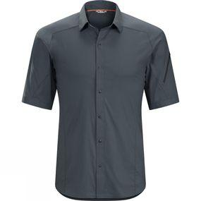 Mens Elaho Short Sleeve Shirt