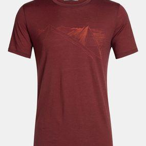 Mens Tech Lite Ss Crew Peak In Reach