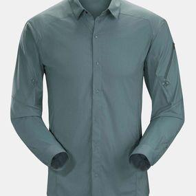 Mens Elaho Long Sleeve Shirt