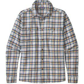 Men's Long Sleeve Steersman Shirt
