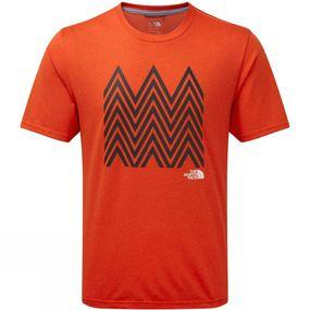 Men's Mountain Athletic Graphic Reaxion Amp Crew