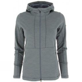 Womens Brissago Hooded Fleece Jacket