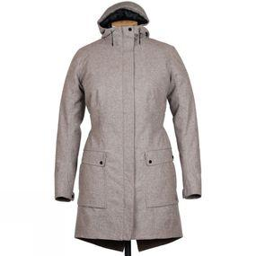 Women's Laminated Wool Insulated Parka