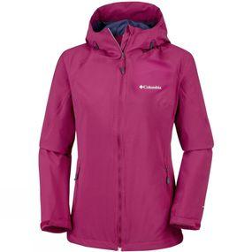 Womens Trek Light Stretch Rain Jacket