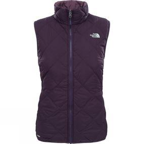 Womens Zip-In Reversible Down Vest