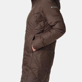 Womens Icy Heights II Mid Length Down Jacket