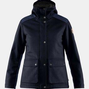 Womens Greenland Re-Wool Jacket