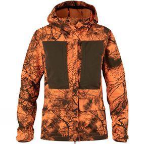 Womens Lappland Hybrid Jacket Camo