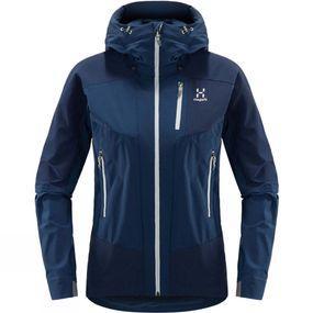 Womens Skarn Hybrid Jacket