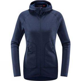 Womens Heron Hooded Jacket