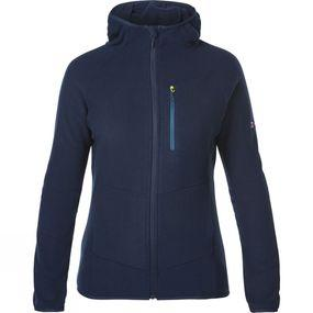 Womens Verdon Hooded Full Zip Fleece
