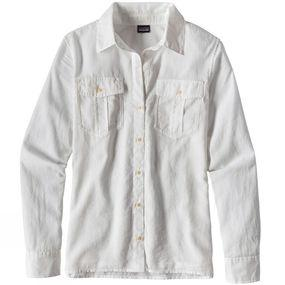 Womens Lightweight A/C Buttondown Shirt