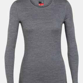 Womens 260 Tech Long Sleeve Crew Top
