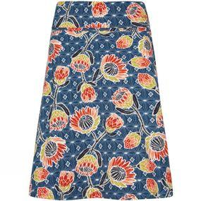 Womens Malmo Printed Jersey Skirt