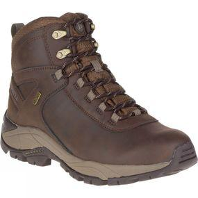 Mens Vego Mid Leather Waterproof Boot