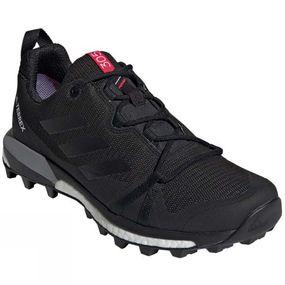 Image of Adidas Womens Terrex Skychaser LT GoreTex Shoes Carbon