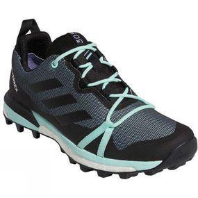 Image of Adidas Womens Terrex Skychaser LT GoreTex Shoes Ash Grey