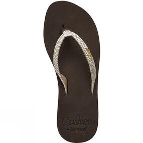 Women's Star Cushion Sassy Flip Flop
