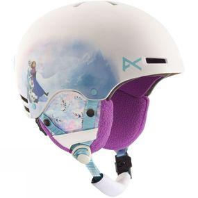 Kid's Rime Snow Helmet