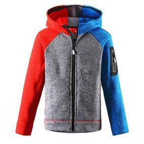 Boy's Lively Fleece Zip Hood