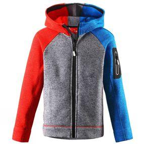 Boys Livley Fleece Zip Hood 14+