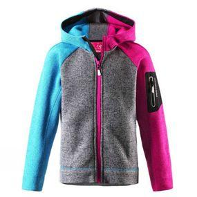 Girl's Lively Fleece Zip Hood